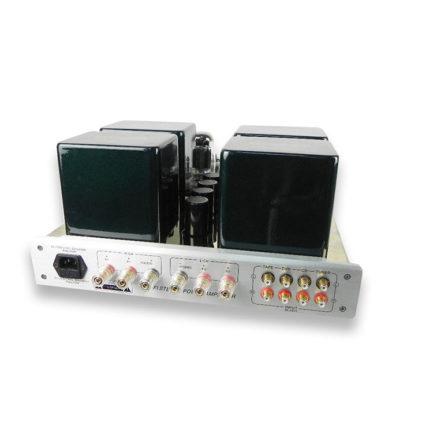YAQIN MC-100B Push Pull Stereo Class A KT88 Tube Amplifier